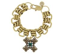 Abella Gold-tone Crystal Bracelet