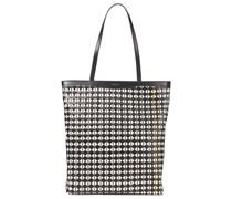 Shopper Mosaico Tote Bag aus Leder