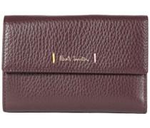 Portemonnaie aus Narbenleder