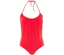 Halterneck Swimsuit