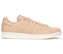 Stan Smith Textured-leather Sneakers