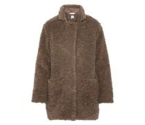 Tabitha Bouclé Coat