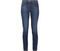 The Mamacita high-rise slim boyfriend jeans