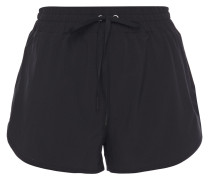 Shorts aus Stretch-material