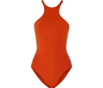 Radiance sequin-embellished swimsuit