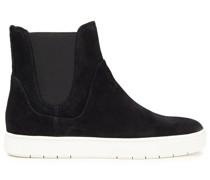 Nira High-top-sneakers aus Veloursleder