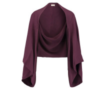 Bowery Crepe Cape Plaume