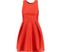 Grease Woven Mini Dress Tomatenrot