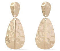 Hammered -tone Earrings