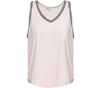 Lea Perforated Stretch Tank