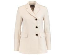 Gregie Pioneer textured-crepe coat