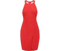 Ponte Mini Dress Rot