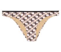 Marilyn Gets A Suntan Printed Bikini Briefs Mehrfarbig