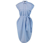 Ellia belted cotton dress