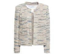 Belugo Metallic Bouclé-tweed Jacket