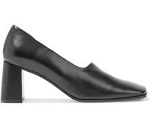 Bianca D'orsay-pumps aus Leder