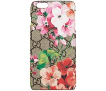 Printed Coated-canvas Iphone 6+, 6s+, 7+ And 7s+ Case
