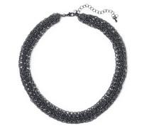 Bead Necklace Schwarz