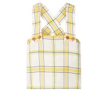 Gideon Checked Canvas Top