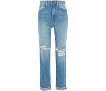 Amazing Distressed Boyfriend Jeans