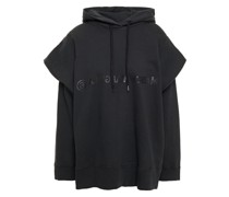 Printed French Cotton-terry Hoodie