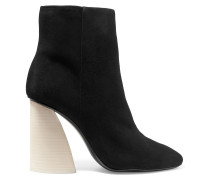 Kyler Leather Ankle Boots