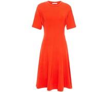Kleid aus Jersey mit Rückenausschnitt