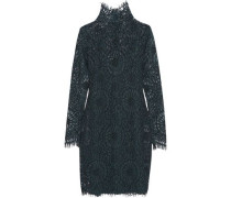 Solarisa guipure lace dress