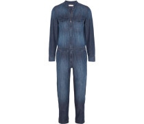 Denim Jumpsuit Dunkler Denim