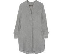 Gauze Dress Grau