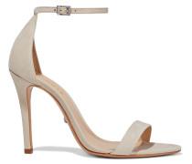 Enida Mirrored-leather Sandals
