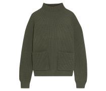 Asma Ribbed Wool Sweater