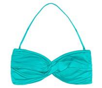 Bandeau-bikini-oberteil mit Twist-detail