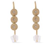14-karat  Diamond Earrings