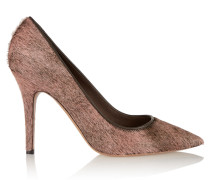 Poppy Calf Hair Pumps Altrosa