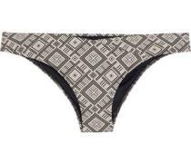Boracay patterned bikini briefs