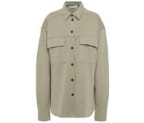 Hemd aus Twill aus Einer Baumwollmischung