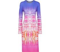 Tie-dyed Stretch-jersey Dress