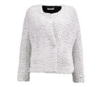 Wool-blend bouclé jacket