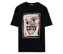 Alex Bedrucktes T-shirt aus Baumwoll-jersey