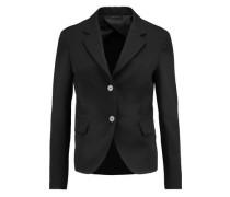 Wool-twill blazer