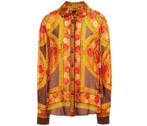 Printed Georgette Shirt