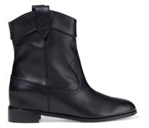 Jordan Ankle Boots aus Leder