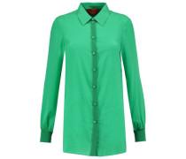 Stretch silk-blend shirt