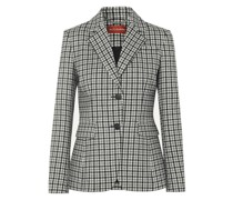 Fenice Checked Wool-blend Twill Blazer