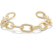 XL Chain Link gold-plated choker