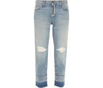 The Fling distressed boyfriend jeans