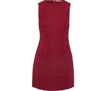 Clyde Bouclé-tweed Mini Dress