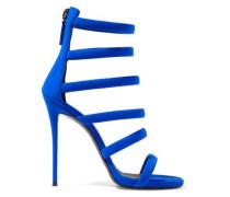 Crepe sandals