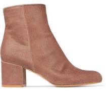 Margaux 65 velvet ankle boots